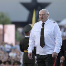 A. Lukašenka lietuviams: atsibuskite, kol ne per vėlu