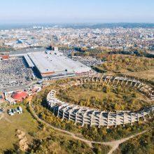 Vilniaus valdžiai leista pasirašyti Nacionalinio stadiono statybų sutartį