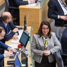 Seimas patvirtino 2019 metų biudžetą