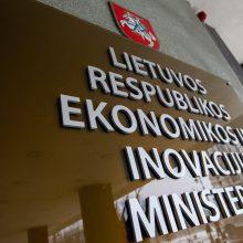 Premjeras: svarstomos dar trys kandidatūros į ekonomikos ministrus