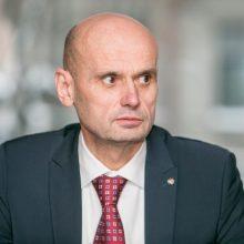 Ministras: atleidimo lapelis G. Labanauskui jau įteiktas