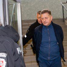 Korupcija įtariamas V. Bavėjanas apskundė atleidimą iš teisėjo pareigų
