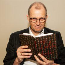 Knygų mugėje pristatyta knyga apie A. Brazauską