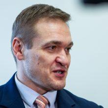E. Misiūnas pradėjo eiti krašto apsaugos viceministro pareigas