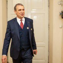 Teismas atmetė A. Juozaičio skundą dėl VRK sprendimo