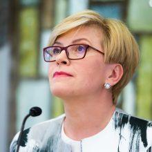 Seime – svarbus balsavimas dėl I. Šimonytės kandidatūros į premjerus