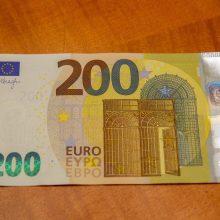 N. Mačiulis: 200 eurų išmoka nėra susijusi su COVID-19 pasekmėmis