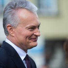 Prezidentas: Ursulos von der Leyen išrinkimas – gera žinia Lietuvai