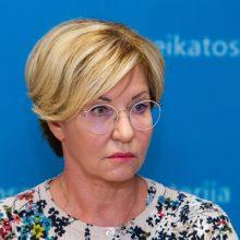 R. Lingienė neabejoja, kad netrukus bus privaloma izoliuotis grįžus iš Lenkijos
