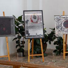 Gerbėjai ir bičiuliai atsisveikina su anapilin iškeliavusia menininke J. Rekevičiūte