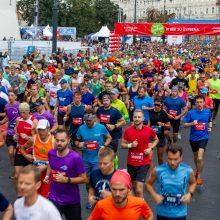 """""""Danske Bank Vilniaus maratonas"""" pasiekė atomazgą: paaiškėjo nugalėtojai"""