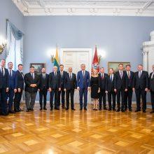 Vyriausybę priėmęs G. Nausėda: gimsta nauja politinė kultūra