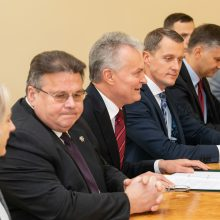 Energetikos sekretorius: JAV į Astravo klausimą nesikiš, Lietuva turi kalbėtis pati