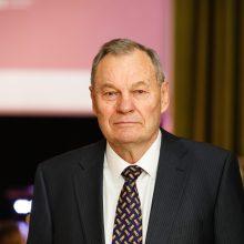 Krepšininkui M. Paulauskui suteiktas Kauno miesto garbės piliečio vardas