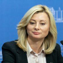 R. Tamašunienė nusišalino nuo ES lėšų skirstymo Vilniaus regionui