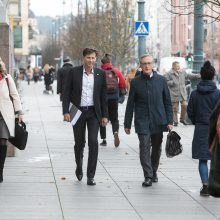 D. Mockus bylą sieja su prašymais žiniasklaidai nekritikuoti D. Grybauskaitės