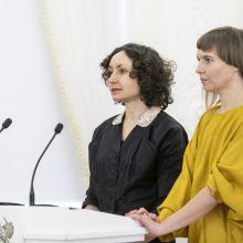 Į Nacionalinių kultūros ir meno premijų ceremoniją neįleista viena laureačių