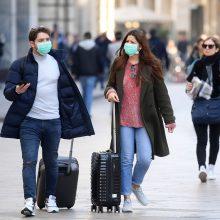 ES kovai su koronavirusu skyrė per 230 mln. eurų