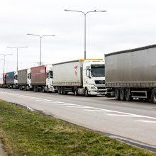 Lietuva skųs ES teismui naujas taisykles vežėjams