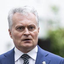 Prezidentūra apie sulaikytus asociacijų vadovus: Lietuvoje neturi būti neliečiamųjų
