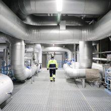 Vilniaus kogeneracinėje jėgainėje iš atliekų pradėta gaminti energija