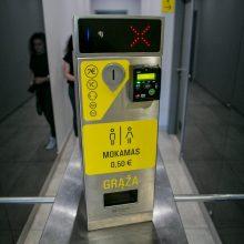 Pasipiktino: autobusų stotyje mokėjo už tualetą, bet liko be grąžos