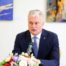 G. Nausėda: savivaldybės pasigenda pagalbos iš ministerijų