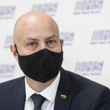 A. Veryga: Vyriausybė spręs dėl sugriežtinimų Raseinių ir Radviliškio savivaldybėse
