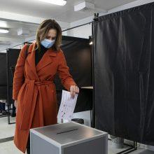 Po antrojo Seimo rinkimų turo Liberalų sąjūdis tikisi padvigubinti mandatų skaičių