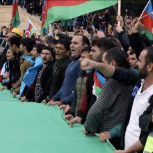 L. Linkevičius apie Kalnų Karabachą: konfliktas nesibaigia