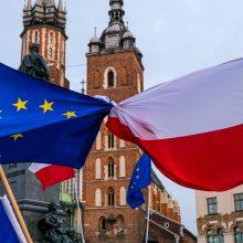 ES skundžia teismui Lenkiją
