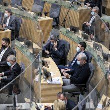 Seimo kanceliarija ruošiasi nuotoliniams Seimo posėdžiams