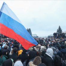 Kremlius: JAV kišasi į Rusijos vidaus reikalus