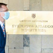 A. Mazuronis: A. Dulkys peržengė ribą ir tapo akmeniu po kaklu Vyriausybei