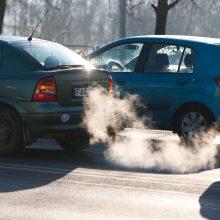 Taršiausių automobilių vairuotojams – kelių šimtų eurų kompensacijos