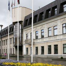 Panevėžio miesto vadovai izoliavosi dėl COVID-19
