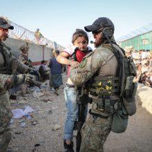 Ministras: Lietuvos kariai paliko Kabulą iki sprogimo