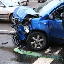 Per savaitę eismo įvykiuose žuvo trys žmonės, sužeisti – dar 105