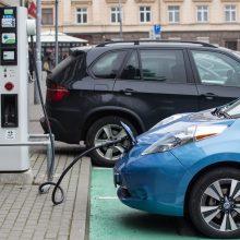 Elektromobiliai: dėl ekologijos ar ekonomijos?