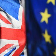 """Kietasis """"Brexitas"""" labiausiai paveiktų Airiją, mažiausiai – Kroatiją"""