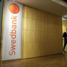 """""""Swedbank"""" akcininkai: jau anksčiau abejojome dėl skaidrumo"""