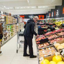 Kainų palyginimas prekybos centruose: kur apsipirkti pigiausia?