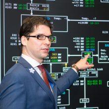 """""""Litgrid"""" vadovas: Baltijos šalims būtina išsaugoti vienybę energetikoje"""