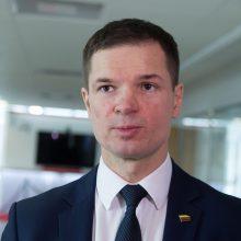 TS-LKD bendrijai Lietuvos krikščionys demokratai vadovaus P. Saudargas