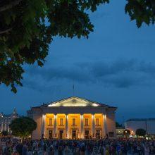 Vilnius kviečia tapti atviru visuomenei ir kultūrai Rotušės vadovu