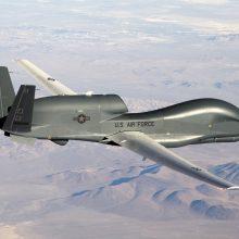 Iranas teigia numušęs JAV bepilotę skraidyklę