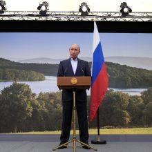 Žiniasklaida: ES nepritaria galimybei sugrąžinti Rusiją į G-8