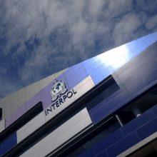 """Rusija smerkia """"kišimąsi"""" į balsavimą dėl naujojo Interpolo vadovo"""