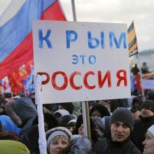JAV ambasadorius Ukrainoje: dabartinių sankcijų Rusijai nepakanka