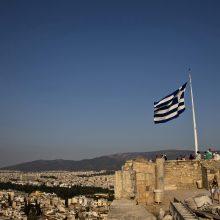 Vidurio Graikijoje įvyko 5,3 balo žemės drebėjimas